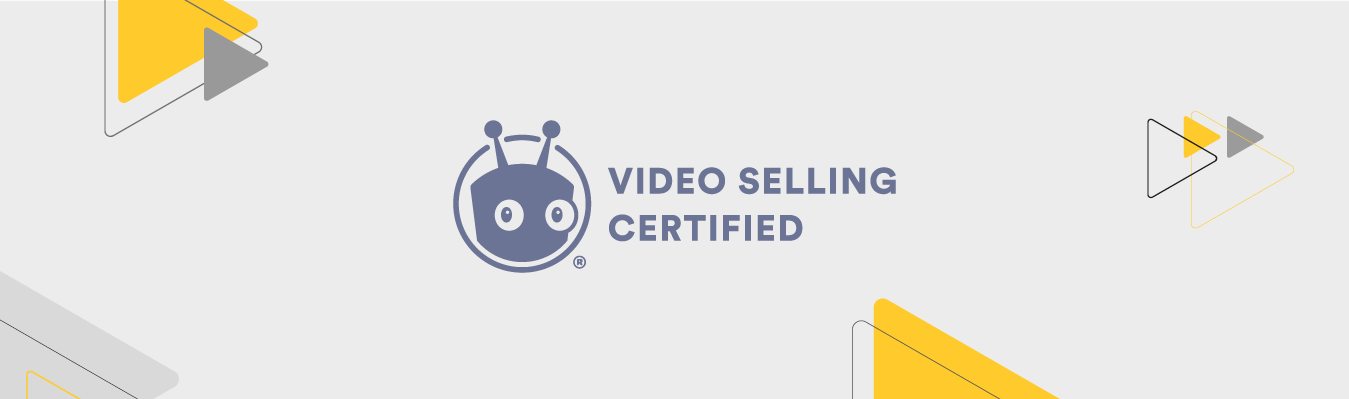 Actuado Vidyard Video Selling Certified