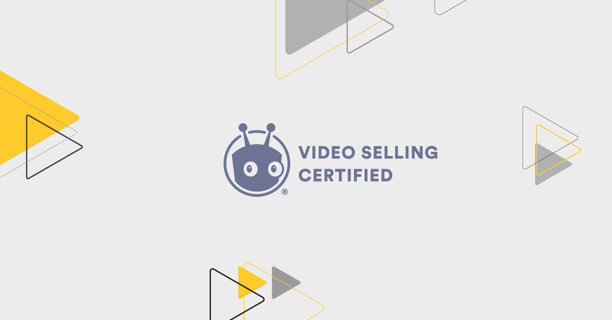 Actuado - Vidyard Video Selling Certified Partner